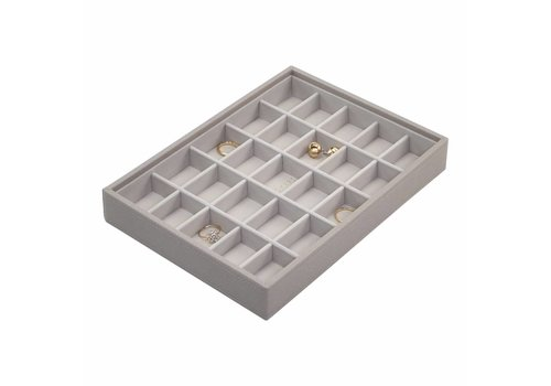 STACKERS Classic 25-Box | Taupe & Grey