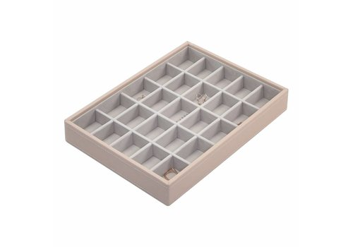 STACKERS Classic 25-Box | Blush & Grey