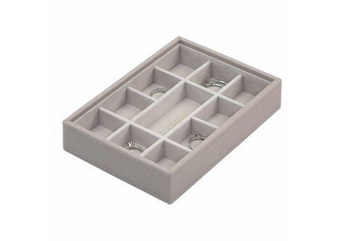 STACKERS Mini 11-Box | Taupe & Grey