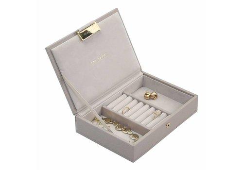 STACKERS Mini Top-Box | Taupe & Grey