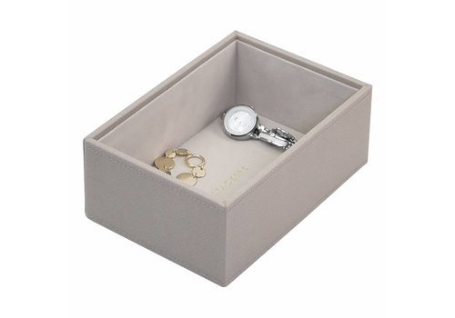 STACKERS Mini Open-Box | Taupe & Grey