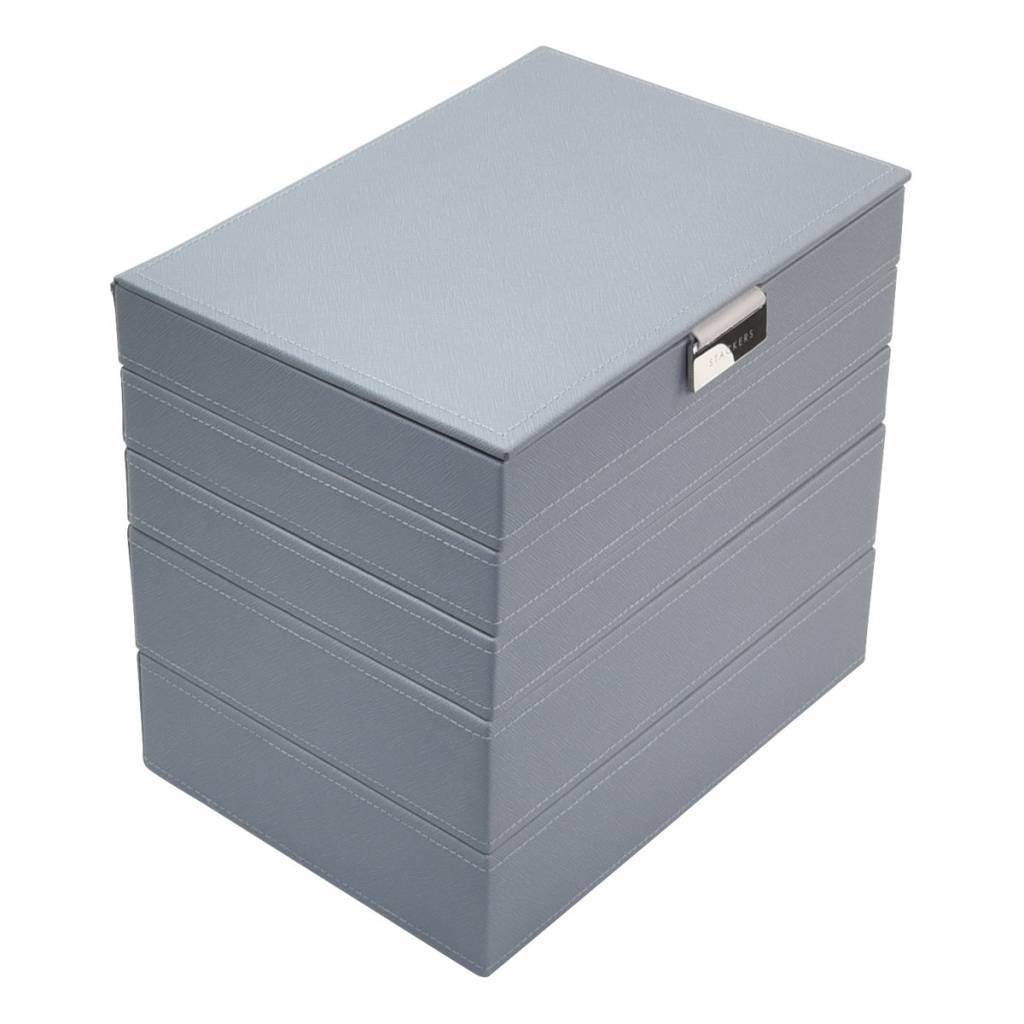 STACKERS Jewellery Box Classic 5-Set  c698a83417