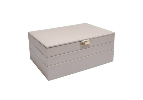 STACKERS Supersize 3-Set | Taupe