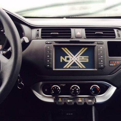 Navigatie/Infotainment Kia Rio 2012>