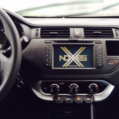 Navigation/Infotainment Kia Rio 2012>