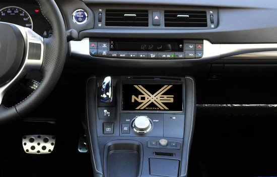 Navigatie/Infotainment Lexus CT200H 2010>