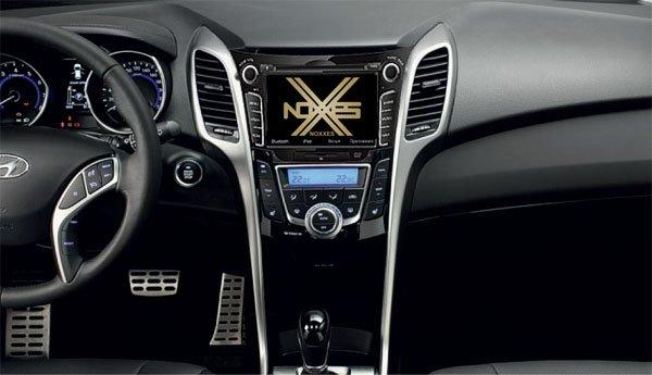 Navigatie/Infotainment Hyundai I30 2012>