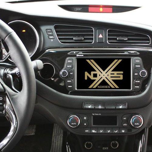 Navigatie/Infotainment Kia Cee'd 2012>