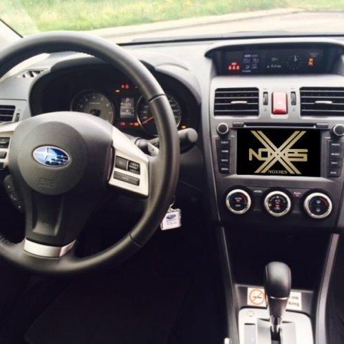 Navigatie/Infotainment Subaru Forester/XV 2012>