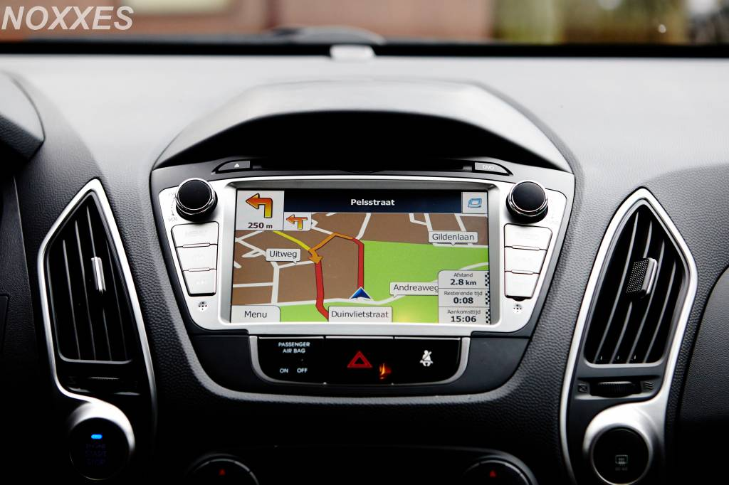 Navigation/Infotainment Hyundai IX35 2010>