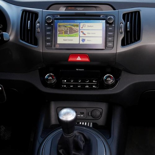 Navigation/Infotainment Kia Sportage 2010>