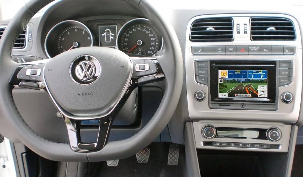 Navigation set VAG 5 Inch