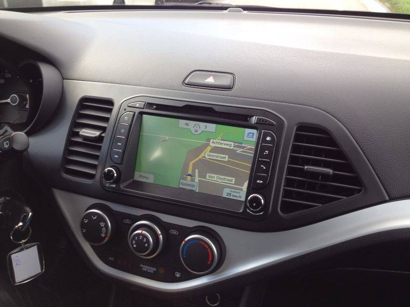 Navigation/Infotainment Kia Picanto 2012>