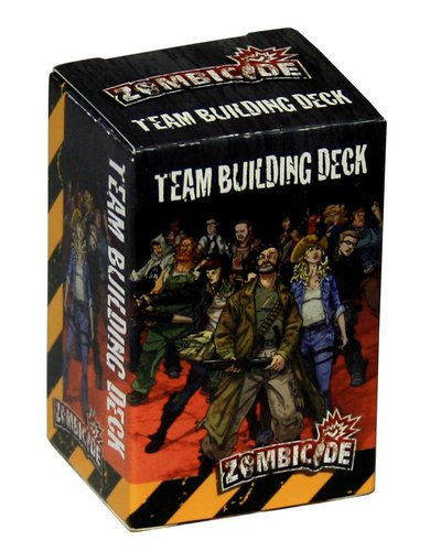 Zombicide - Team Building Deck