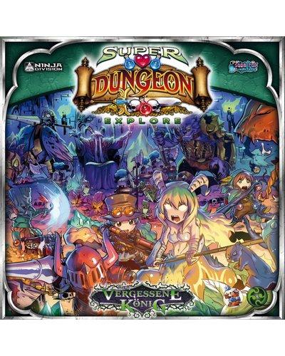 Super Dungeon Explore - Der Vergessene König - Miniaturenspiel