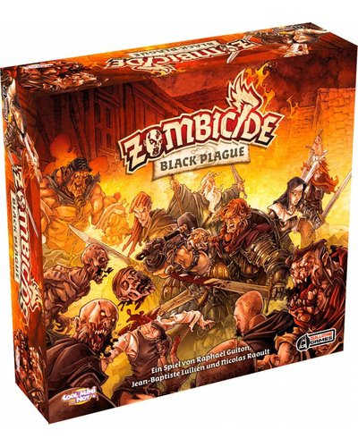 Zombicide - Black Plague - Season 4