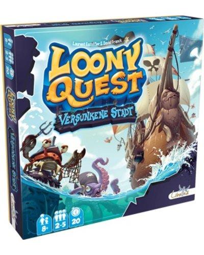 Loony Quest - Versunkene Stadt