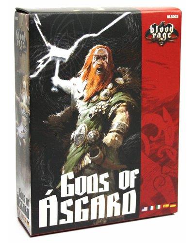 Blood Rage - Die Götter von Asgard