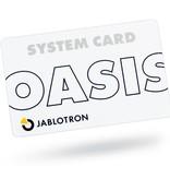 Jablotron Oasis JK84X basisset alarmsysteem met PSTN telefoon module.