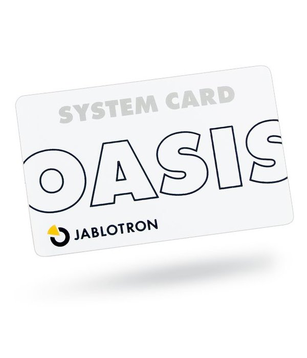 Jablotron Oasis RFID kaart