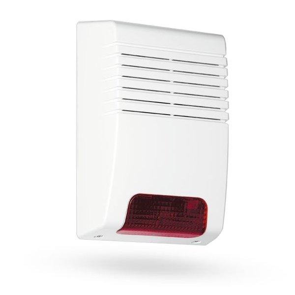 Bekabelde buiten sirene flitser OS365A