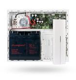 Jablotron JA106KR centrale draadloos en bekabeld met GSM en LAN commiunicatie.