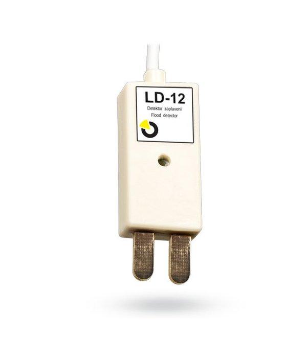 Jablotron Bekabelde lekkage sensor voor het Jablotron Oasis alarmsysteem.