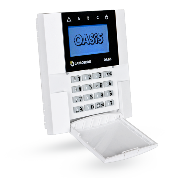 Jablotron Oasis alarmsysteem