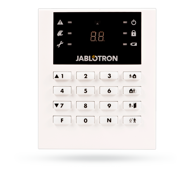 Jablotron Profi alarmsysteem