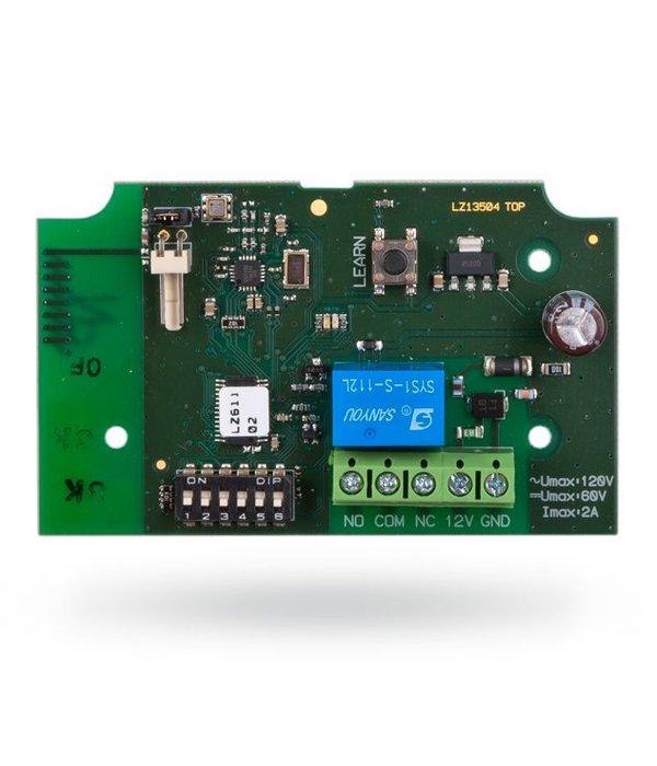 Jablotron 100 draadloos relais 12V schakeling maximaal 1A 30V DC