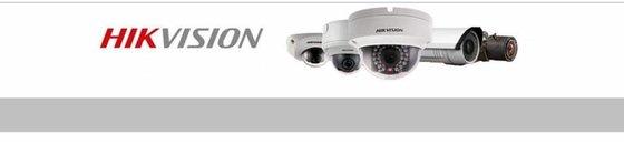 Hikvision IP camerasystemen