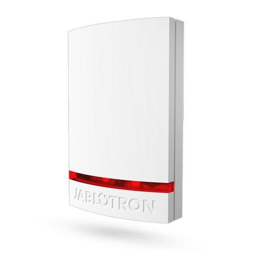 Jablotron 100 volledig draadloze buiten sirene flitser JA163A