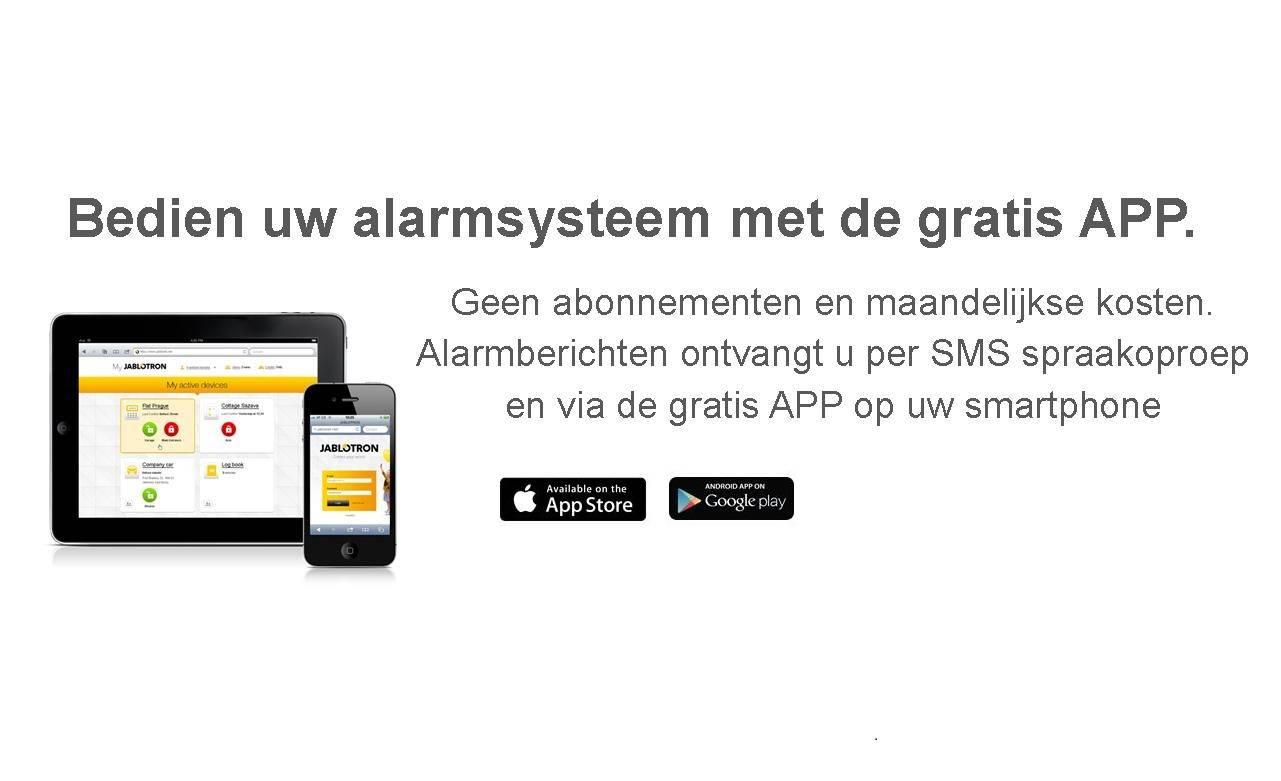 Jablotron app