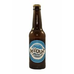 Brasserie Artisanal Meduz Frans ambachtelijk bier Meduz Blanche 5% 33cl