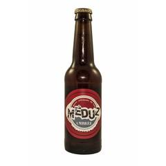 Brasserie Artisanal Meduz Frans ambachtelijk bier Meduz Ambrée 6% 33cl