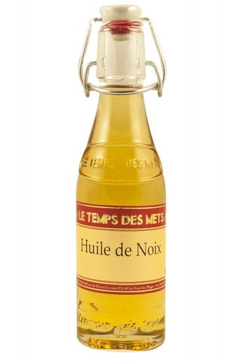 Le Temps des Mets Notenolie in beugelfles 20cl