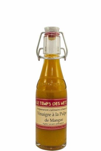 Le Temps des Mets Franse wijnazijn met pulp van mango 20 cl