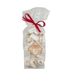 Confiserie du Mont Ventoux Franse nougat wit 150 gr (zakje)