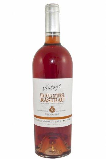 Cave de Rasteau Franse rosé Vin doux naturel à 75 cl