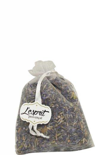 France Lavande Geurzakjes van lavendelbloempjes 15 gram