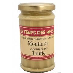 Le Temps des Mets Franse mosterd met truffelaroma 200 gram