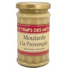 Le Temps des Mets Franse mosterd met Provençaalse kruiden 200 gram
