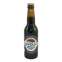 Brasserie Artisanal Meduz Frans ambachtelijk bier Meduz Brune 6% 33cl
