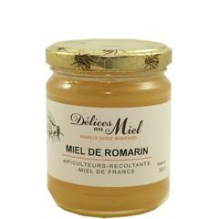 Délices au Miel Franse rozemarijnhoning 250 gr