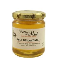 Délices au Miel Franse lavendel honing 250 gr