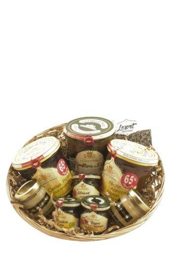 L'esprit provençal Cadeauset: Frans ontbijtpakket groot