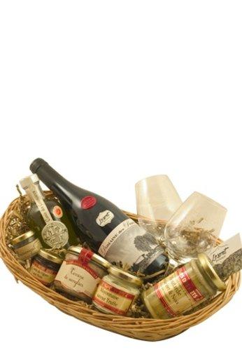 L'esprit provençal Cadeauset: Frans luxe wijn borrelpakket