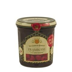 Les Comtes de Provence Traditionele Frambozen jam 370 gr.