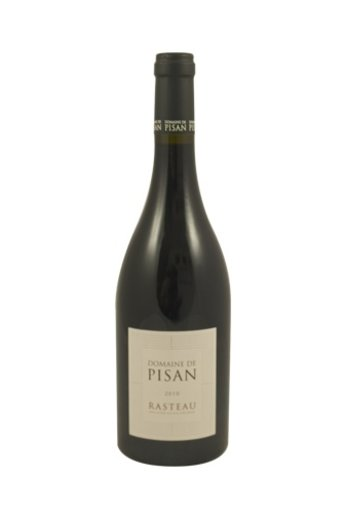 Cave de Rasteau Exclusieve aanbieding! Franse rode wijn Domaine de Pisan 2010 14,5% 75cl, Cave de Rasteau
