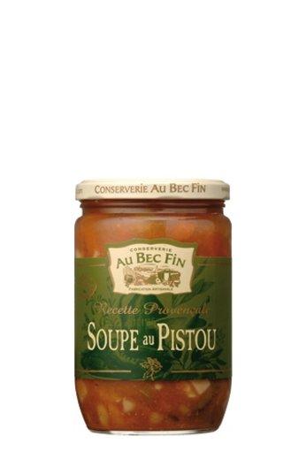 Au Bec Fin Soupe au Pistou 660 ml van Au-Bec-Fin